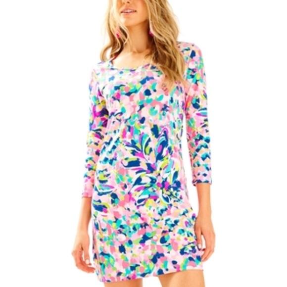 8cd77cd5c50ae2 Lilly Pulitzer Dresses   Pina Colada Club Dress Size M   Poshmark